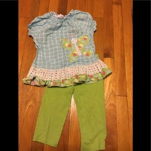 Bailey Boys brand  girls outfit